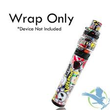Vape Central Group Vinyl Wrap For Smok Prince Stick Page Two Accessories Midwest Distribution
