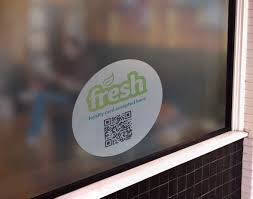 Cheap Static Cling Window Stickers Custom Made In The Uk