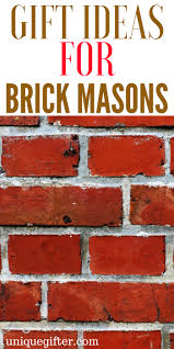 gifts for masons easy craft ideas