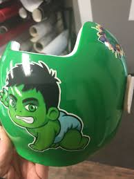 Baby Hulk Baby Helmet Mickey Mouse Party Decorations Cool Baby Stuff