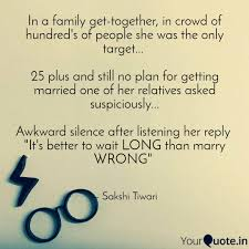 in a family get together quotes writings by sakshi tiwari