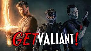 Get Valiant! Talks with Bat in The Sun Director Aaron Schoenke ...