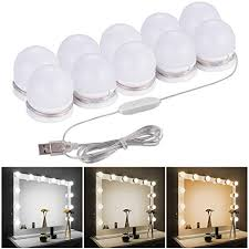 led vanity mirror lights kit camel