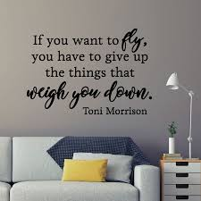 Want To Fly Wall Quotes Decal Wallquotes Com