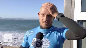 Surfer Mick Fanning After Shark Attack ...