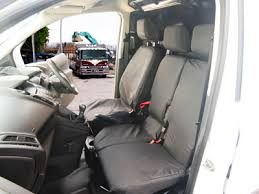 transit connect van seat covers