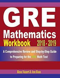 Gre Mathematics Workbook 2018 - 2019 : Ava Ross - $ 3.100,00 en Mercado  Libre
