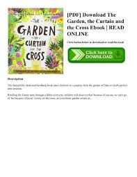 curtain and the cross ebook read