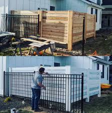 Hot Tub Privacy Fence With A Faded Clearwater Home Services Facebook
