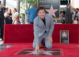 actor jason bateman honored with
