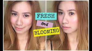 blooming and pa fresh makeup 2016