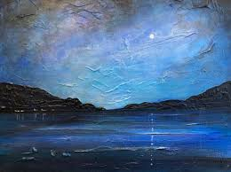 loch ness moonlight ii scotland in