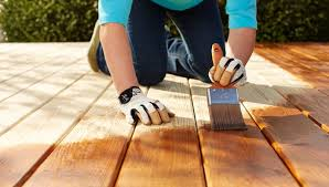 How To Clean Seal Or Stain A Deck Lowe S