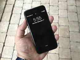 iphone 7 how to go from black to