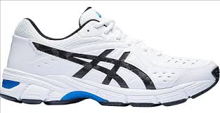asics gel 195tr leather white black