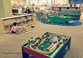 Dundee Library Kids Room O The Places We Go