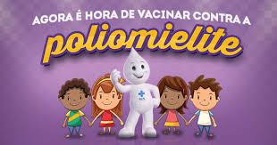 Toda Hora - Agora é hora de se vacinar contra a Poliomielite