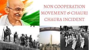 ENGLISH) Non-Cooperation Movement 1920 & Chauri Chaura Incident ...