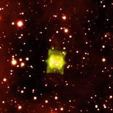 Estrellas binarias en nebulosas planetarias dan pistas sobre la química del  Universo