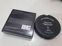 mineral cosmetics pressed mineral rice