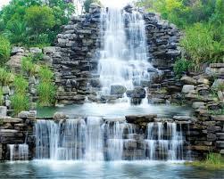 Beibehang 3d صور خلفيات الشلالات المشهد المناظر الطبيعية لوحات