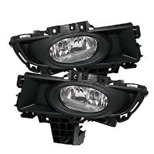 Xtune 2007-2009 Mazda 3 Sedan 4 Door CL Fog Light Lamp+Switch+Bulb+Wiring  Harness 2008 Pair Left+Right - Buy Online in Bahrain. | xtune Products in  Bahrain - See Prices, Reviews and Free Delivery