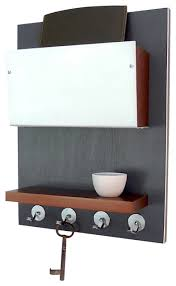 minimal modern wooden wall mounted