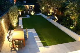 I Really Like This Layout For The Elegance And Simplicity It Would Make A Great Ent Contemporary Garden Design Small Backyard Landscaping Modern Garden Design