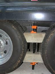 home made wheel chocks irv2 forums
