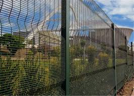 High Quality 358 Security Fence For Sale Anti Climbing Fencing Manufacture