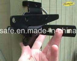 China Durable Heavey Duty Heavy Duty Steel Gate Latch For Fence China Gate Latch Latch