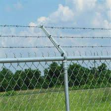 China Concertina Barbed Wire Security Fence Singel Razor China Razor Barbed Wire Fence