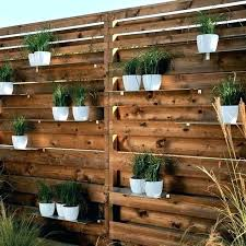 wooden garden wall wood wall garden