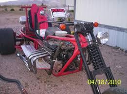 2004 custom ford trike motorcycle