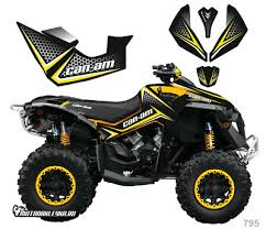 Can Am Renegade Graphics 570 800 1000 Graphic Kit Stickers Can Am Canam Decal Archives Statelegals Staradvertiser Com