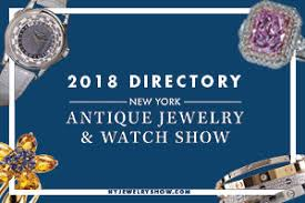 new york antique jewelry and watch show