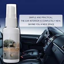 leather spray care great for car seat