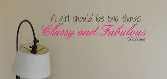 Classy Fabulous Wall Decals Trading Phrases