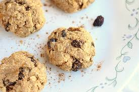 healthy oatmeal raisin cookies low