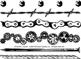 Barbed Wire Clip Art Library