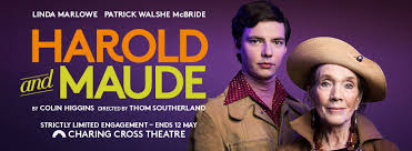 Harold and Maude Tickets | London Theatre Tickets | Group Line