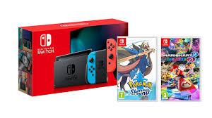 The best Nintendo Switch bundle now comes a free copy of Pokémon ...