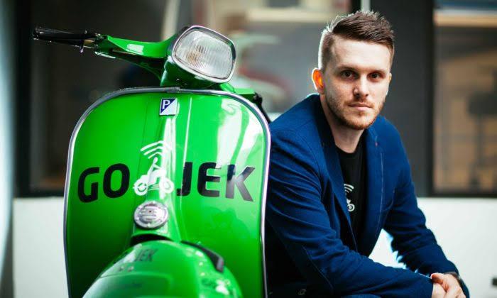 Piotr Jakubowski Eks CMO Go-Jek