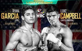 Major Update On Luke Campbell Vs. Ryan Garcia | FIGHT SPORTS