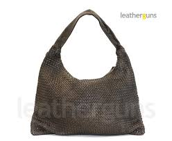 leather shoulder bag woman italian