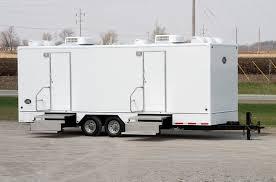 restroom trailer als shower trailers