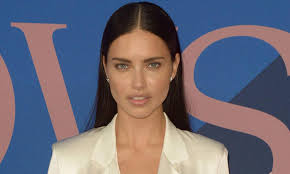Adriana Lima reveals she wears mascara to bed | HELLO!