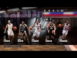 nba 2k19 play now tier 2 all