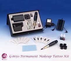 permanent makeup tattoo machine kit