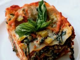 vegetable lasagna recipes cooking
